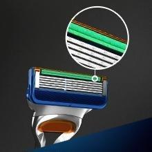 Gillette Fusion5 - Cuchillas de Afeitar, Pack Ahorro Champions League con 11 Recambios: Amazon.es: Salud y cuidado personal