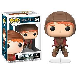 Funko Pop!- Harry Potter: Ron on Broom (26721)