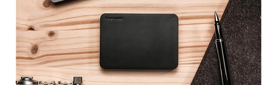 Toshiba Canvio Basics - Disco duro externo portátil USB 3.0 de 2.5 ...