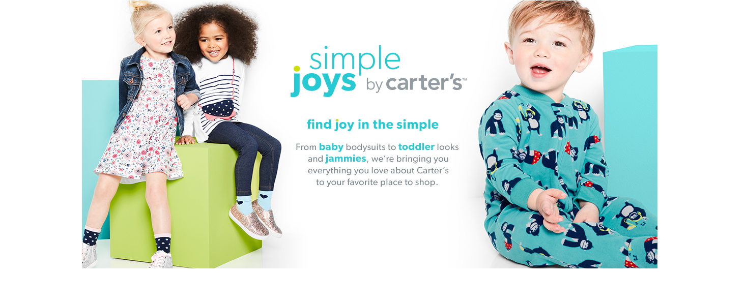 Simple Joys by Carter's