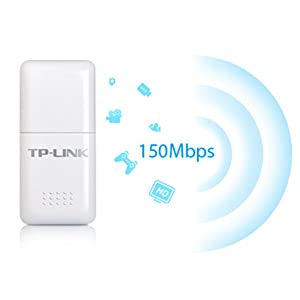 TP-Link TL-WN723N 150 Mbps Mini Wireless N USB Adapter