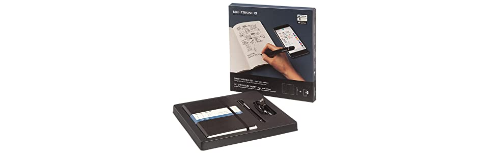 Moleskine Smart Writing Set - Set de Escritura Inteligente ...