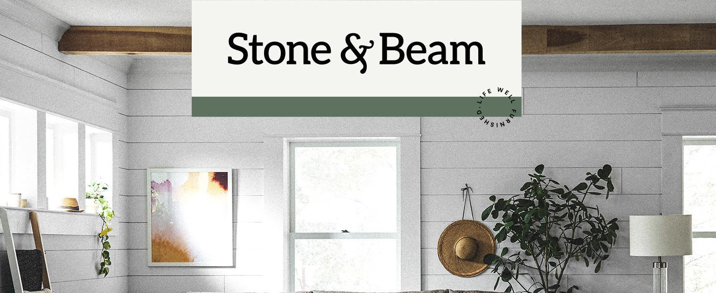 stone beam bradbury chesterfield modern sofa 79 w cognac kitchen dining. Black Bedroom Furniture Sets. Home Design Ideas