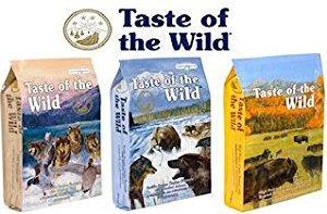 New Puppy Checklist: : Taste Of The Wild Grain Free High Protein Dry Dog Food