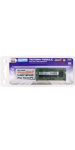 CFD販売 ノートPC用 メモリ PC3L-12800