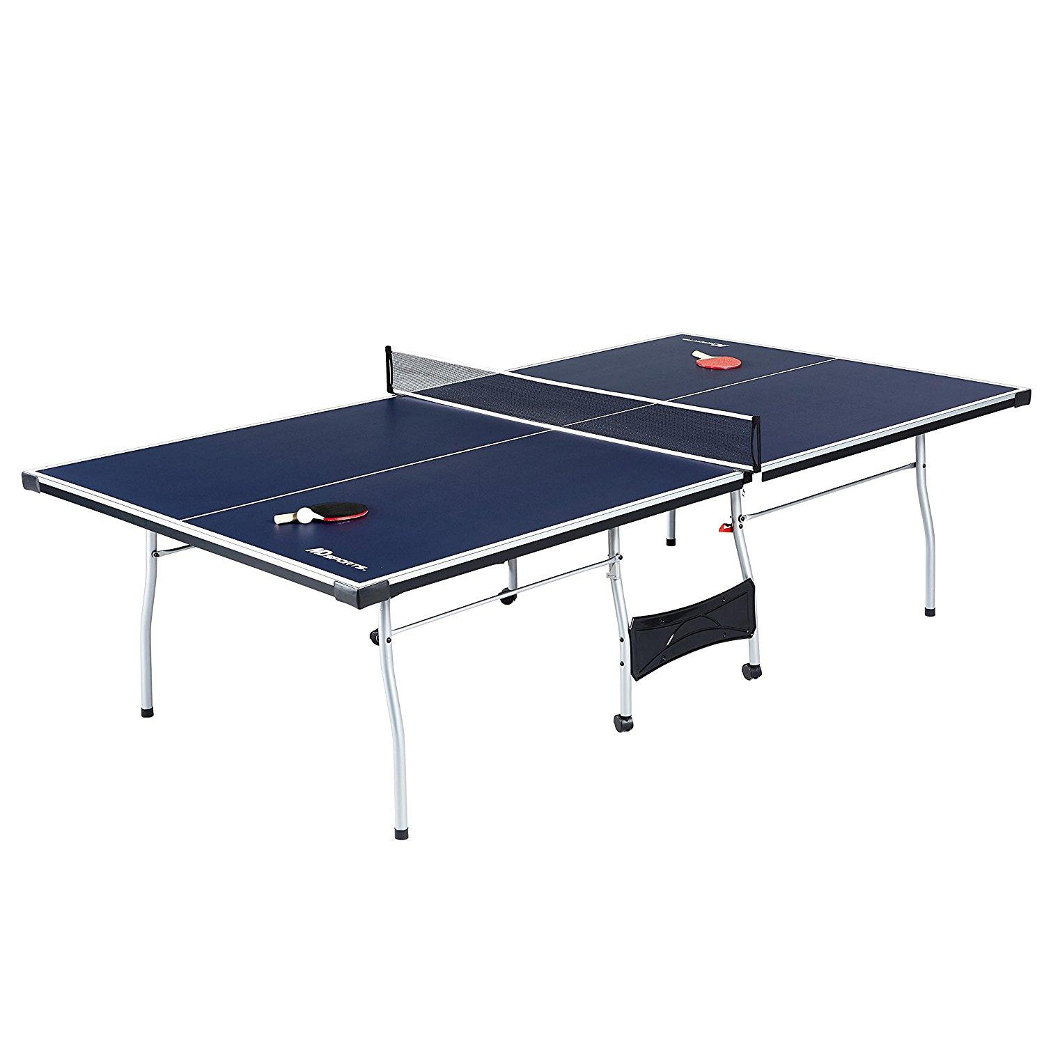 MD Sports Table Tennis Set  sc 1 st  Amazon.com & Amazon.com : MD Sports Table Tennis Set Regulation Ping Pong Table ...