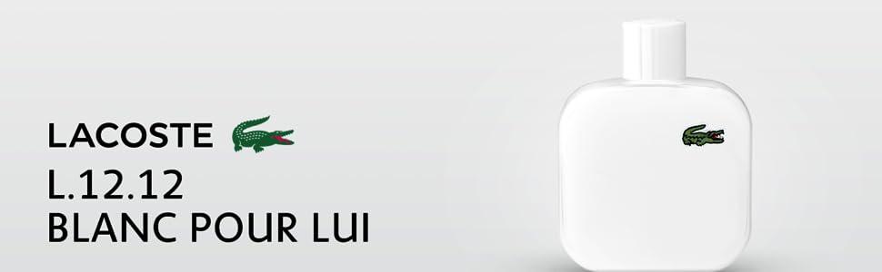 Lacoste WHITE LACOSTE For Men 100ml - Eau de Toilette