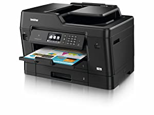 Brother MFCJ6930DWG1 - Impresora color multifunción, negro: Amazon ...