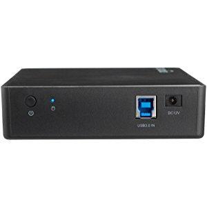 AmazonBasics – Carcasa para disco duro SATA (USB 3.0), 3.5-inches d0016eff bf42 467b bf0b c3e69782d570