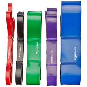 AmazonBasics Resistance and Pull Up Band