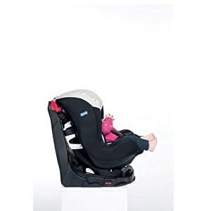 Foppapedretti Tourne, Silla de coche grupo 0+/1, Gris: Amazon.es: Bebé