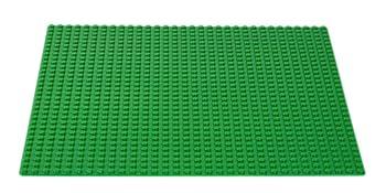 レゴ (LEGO) クラシック 基礎板(グリーン) 10700本体
