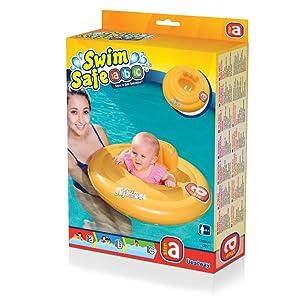 Flotador para Bebé Bestway Swim Safe Baby Seat: Amazon.es ...
