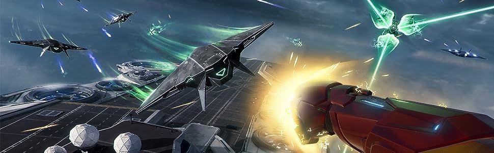 アイアンマンの宿敵「ゴースト」との、アクション満載の戦闘