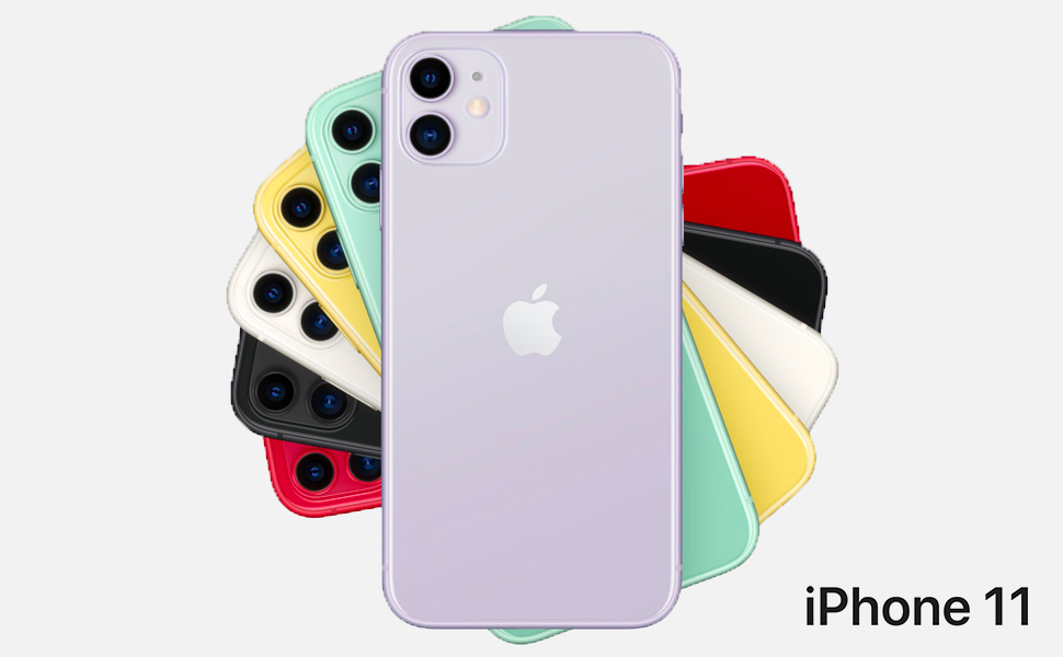 Apple MWM52AE/A iPhone 11 without FaceTime - 128GB, 4G LTE, Purple