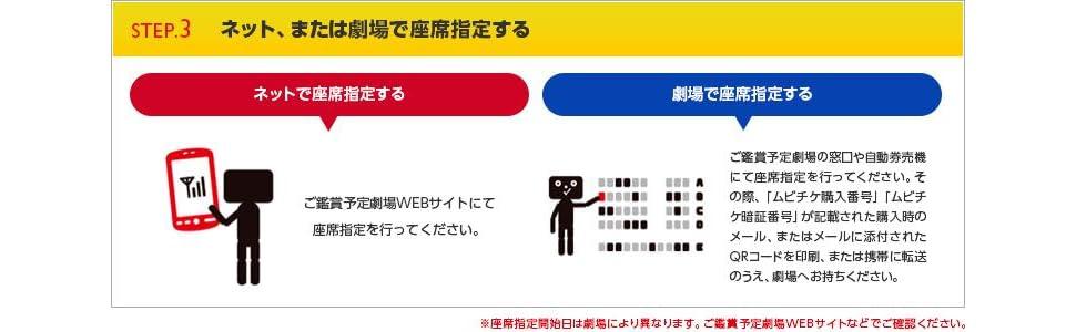 ムビチケ購入ガイド3