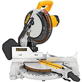 Dewalt Dw713 10 In Portable Compound Miter Saw Power