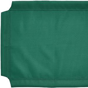 Recambio de cubierta para la cama para mascotas anticalor elevada de AmazonBasics