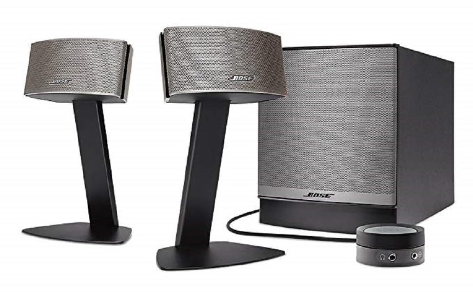 Companion 50 Multimedia Lautsprechersystem