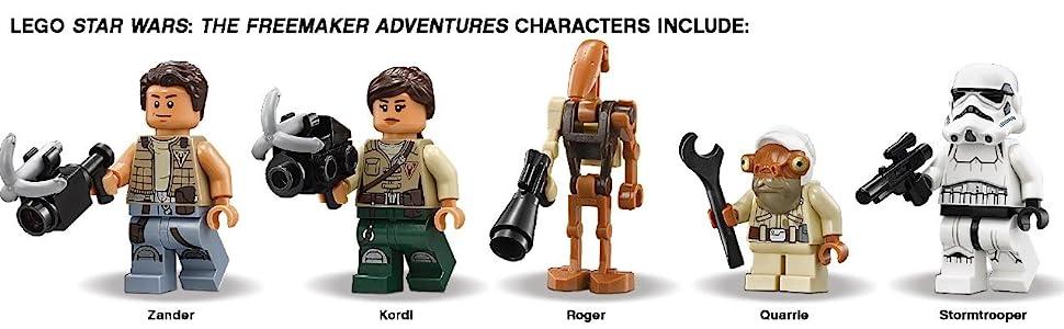 レゴ(LEGO)スター・ウォーズアローヘッド