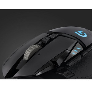 logitech g502 proteus core tunable gaming mouse drivers