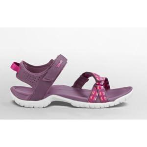 15ec8962b52c2 Teva Women s Verra Sandal Black  Amazon.co.uk  Shoes   Bags