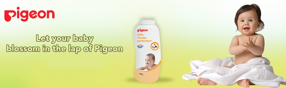 Buy Pigeon Baby Powder with Fragrance (500g) Online at Low ...