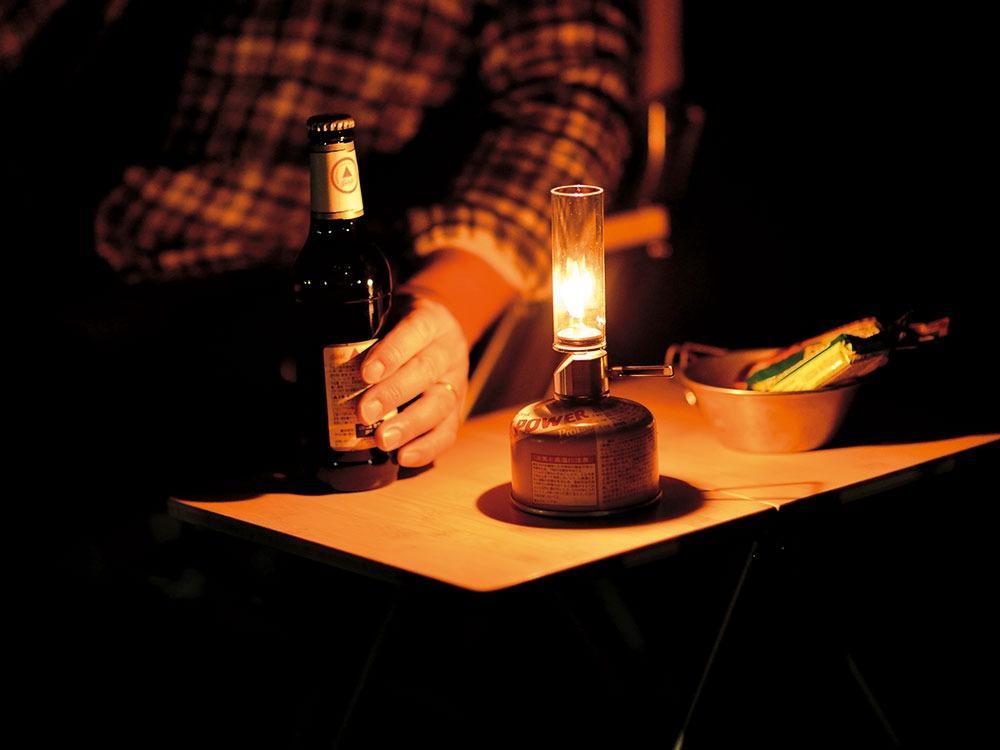 New Snow Peak gas lantern Little lamp Nocturne