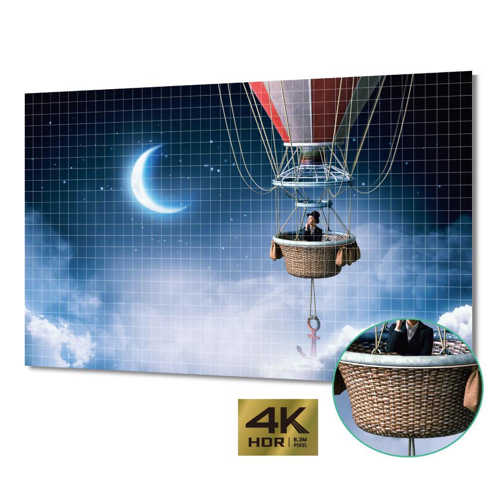 BenQ W1700 - Proyector Home Cinema UHD 4K HDR (3840 x 2160) 2200 ...