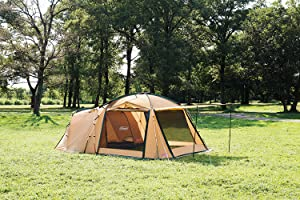 Coleman(コールマン) タフスクリーン2ルームハウス テント+スクリーンタープ スタイル