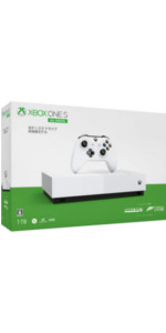 Xbox One S 1 TB All Digital Edition