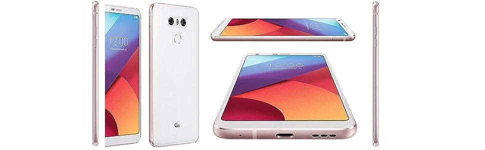 LG G6 - Smartphone Libre Android (Pantalla QHD Plus Full Vision de ...
