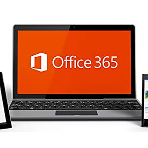 Microsoft Office 365 Personal 32/64 English 1 Year Subscription - 1PC/Mac + 1 Tablet