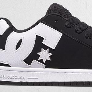 scarpa da skate, traspirabilità, DC