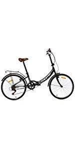 Bicicleta Plegable FIRST CLASS 20