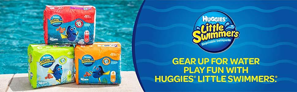 Gear up for Water play