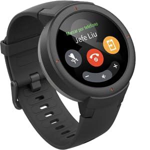 Amazfit Verge Smartwatch con Pantalla AMOLED de 1.3 Pulgadas ...