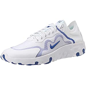 Nike Renew Lucent, Mens Shoes, White (White/Game Royal), 9.5 UK (44.5 EU)