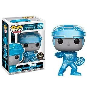 Funko Pop!- Disney: Tron Figurina de Vinilo, Brilla en la ...