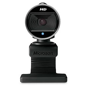 Microsoft Lifecam Cinema Webcam - Black