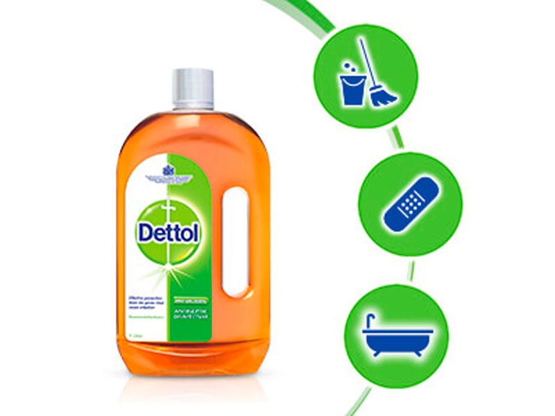 Dettol Antiseptic Disinfectant 750ml
