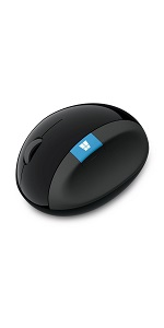 マイクロソフト ワイヤレス マウス Sculpt Ergonomic Mouse