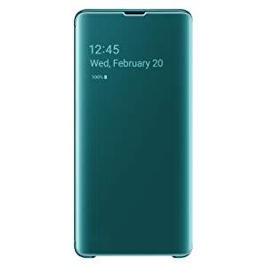 samsung galaxy s10+ clear view cover