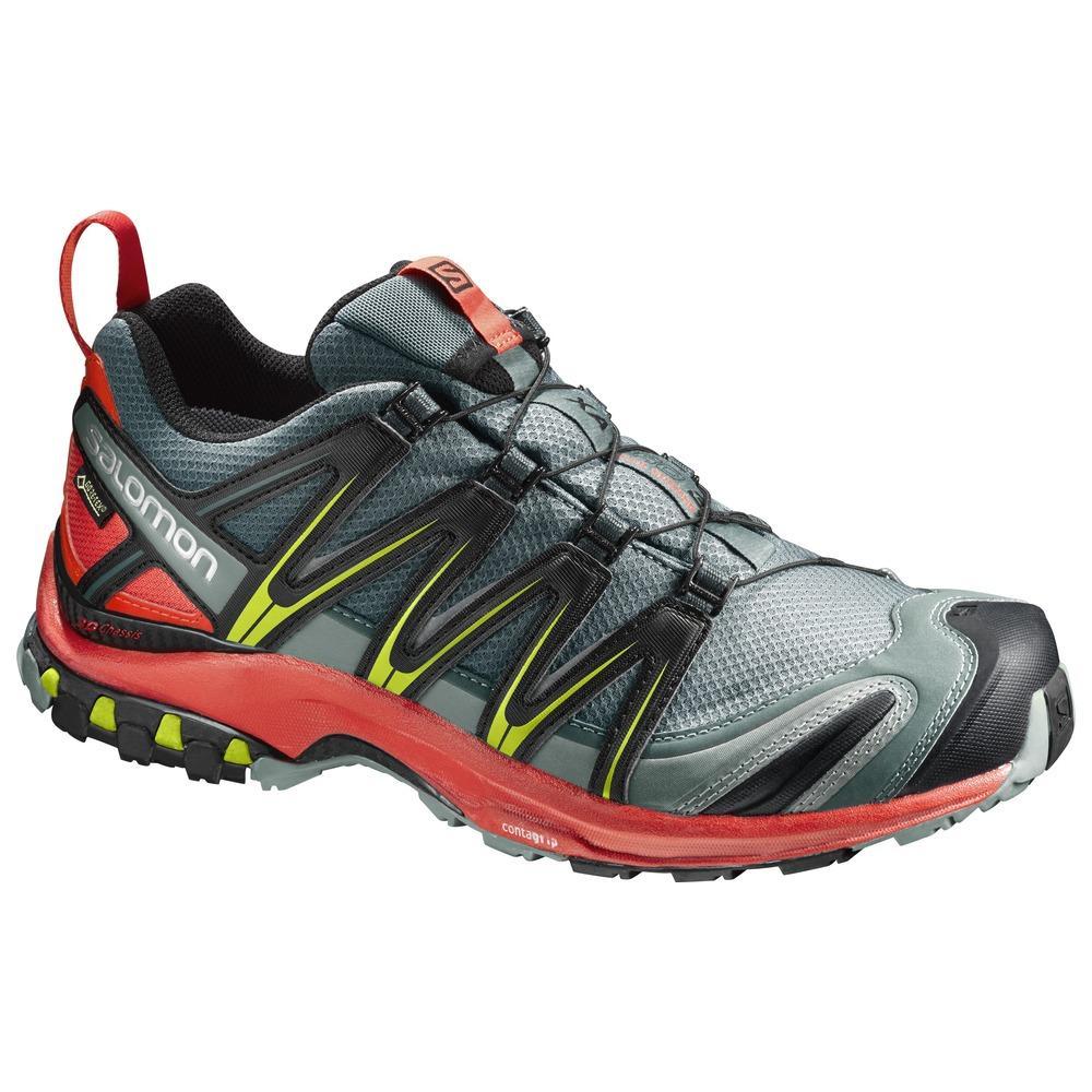 SALOMON Men's XA Pro 3D GTX Running Trail Shoes Autobahn