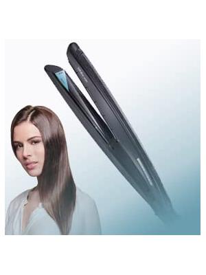 Babyliss ST327E Hair Straightener, Intense Protect Diamond Ceramic, Slim 28mm, Wet and Dry