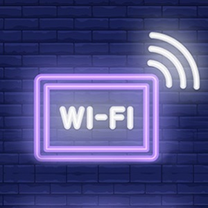 Wi-Fi Enabled