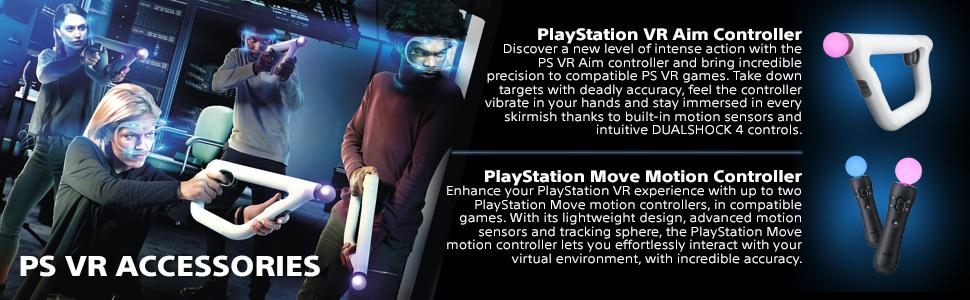 playstation vr, ps4, aim controller, move controller, firewall vr