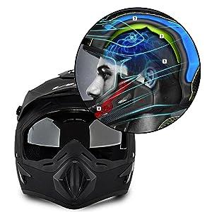 Vega Off Road Full Face Helmet