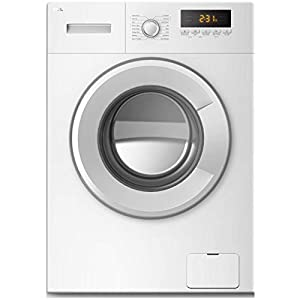TCL 6 KG Front Load Automatic Washing Machine TWF60-WE1010