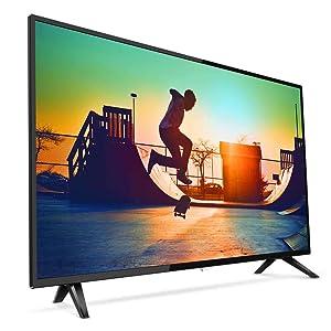 Philips 6100 series 4K Ultra Slim Smart LED TV -55PUT6103/56